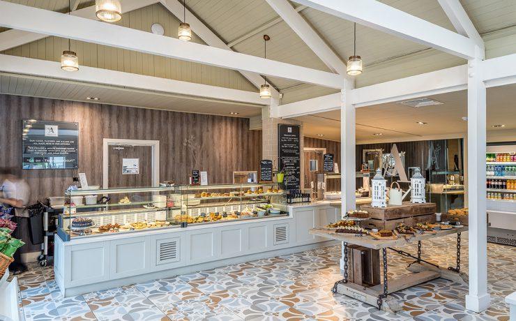 Rachel's Cafe Counter, Arboretum Kilquade