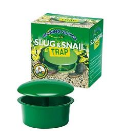 slug and snail trap for Christmas gift to gardener