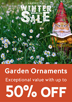 50% Off Garden Ornaments