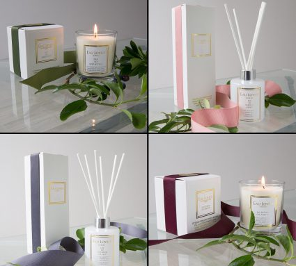Eau So Lovely Candles & Diffusers