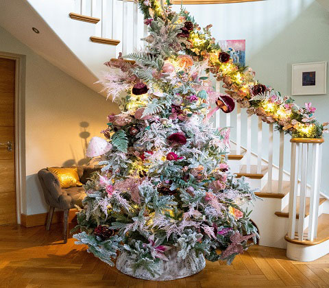 Enchanted Forest Christmas Tree