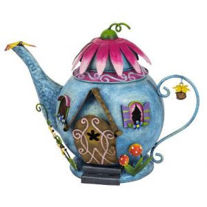 Fairy Kingdom Teapot