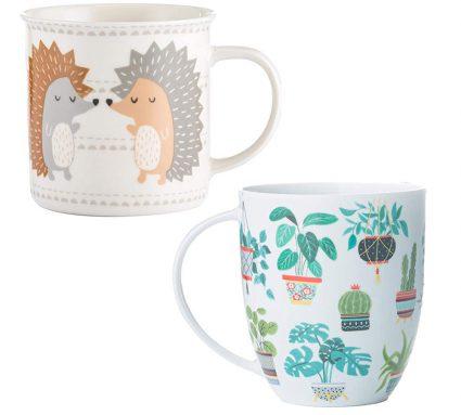 Price & Kensington Mug Offer