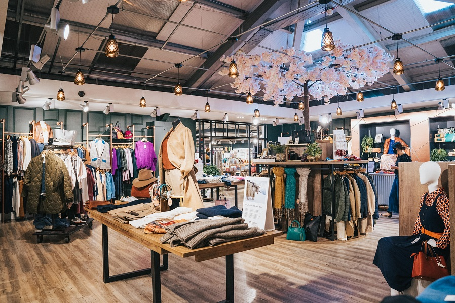 Fashion Store Overview